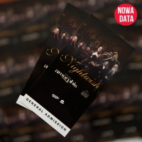 Nightwish + Amorphis + Turmion Katilot- GENERAL ADMISSION